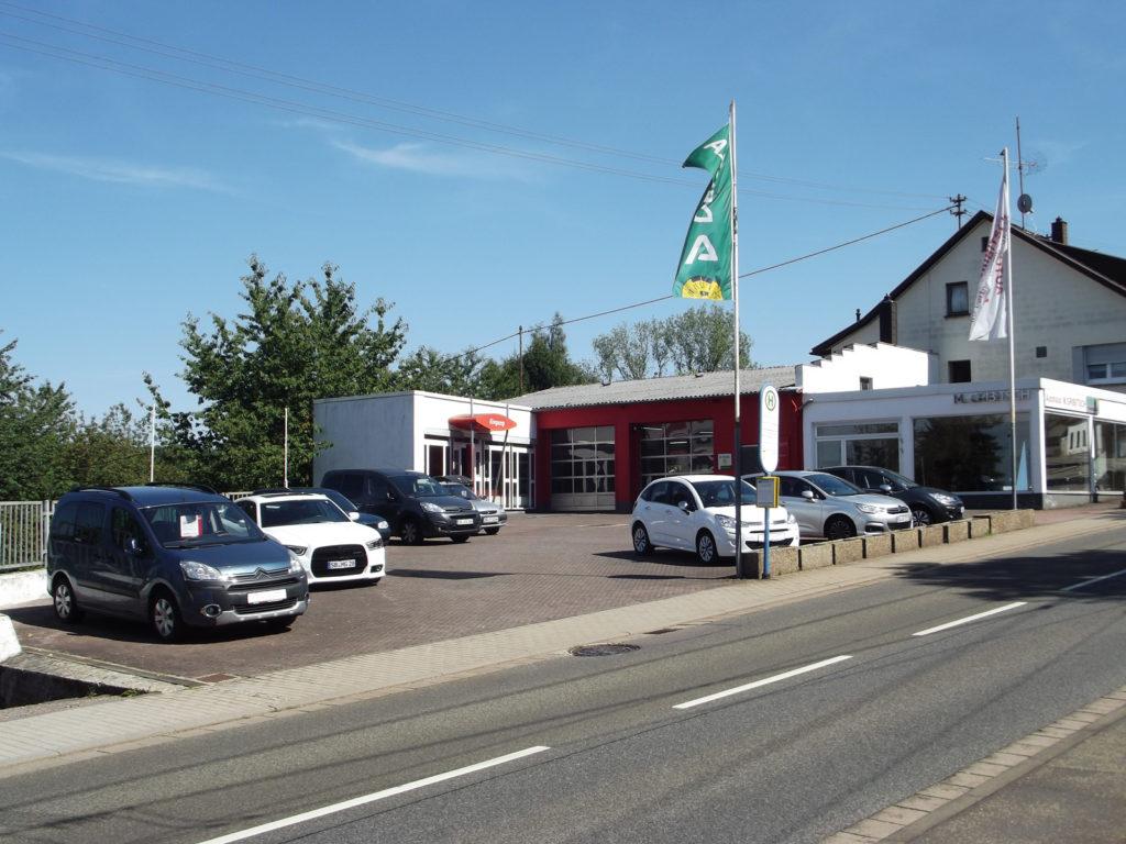 Autohaus M. Gribitsch - Qualität und Kompetenz seit 1963 - Riegelsberg - Saar
